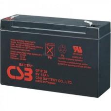 Аккумуляторная батарея CSB GP6120 6V12Ah