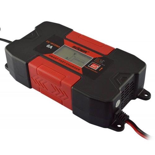 Зарядное устройство Suoer DC-W1206A