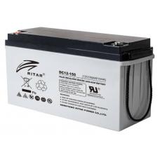 Аккумуляторная батарея RITAR DC12-150 DEEP