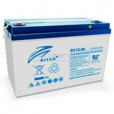 Аккумуляторная батарея RITAR DC12-80
