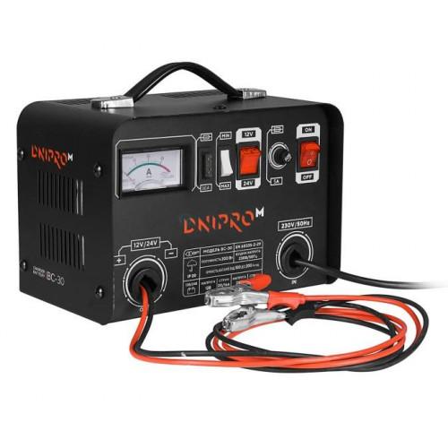 Зарядное устройство Днепр-М ВС-30 20А