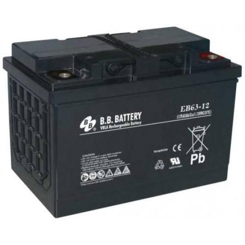 Аккумуляторная батарея B.B. Battery EB63-12