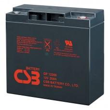 Аккумуляторная батарея CSB GP12200 12V20Ah