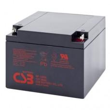 Аккумуляторная батарея CSB GP12260 12V26Ah