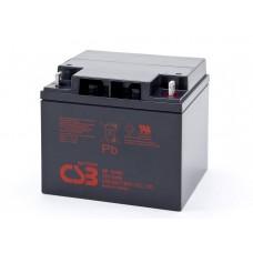 Аккумуляторная батарея CSB GP12400 12V40Ah