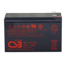 Аккумуляторная батарея CSB GP1272-28W 12V7,2Ah