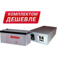 Комплект резервного питания для работы газового котла AK800M-GPL12200