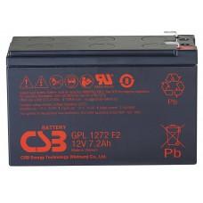 Аккумуляторная батарея CSB GPL1272 12V7,2Ah