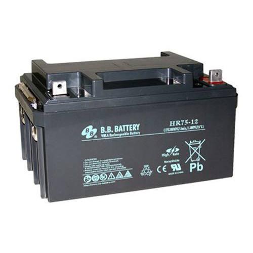 Аккумуляторная батарея B.B. Battery HR75-12/B2