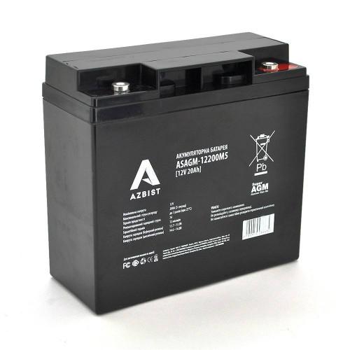 Аккумуляторная батарея AZBIST ASAGM-12200M5