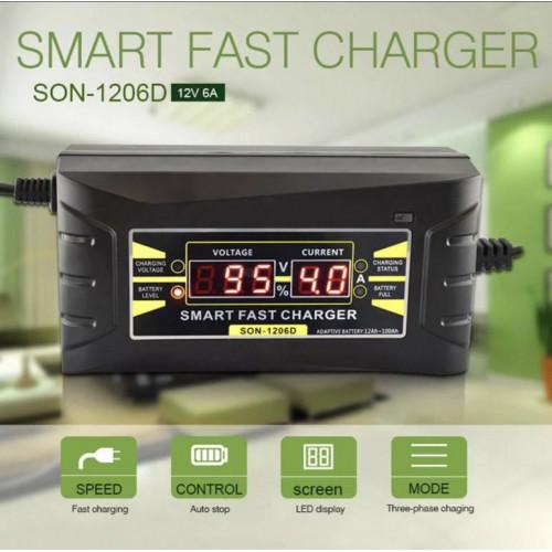 Зарядное устройство SUOER SON-1206D