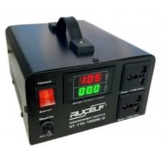 Преобразователь напряжения 220В в 110В Rucelf VT110-1500w-D