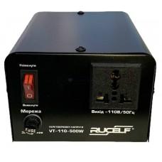 Преобразователь напряжения 220 в 110 Вольт Rucelf VT110-500w