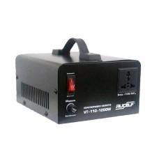 Преобразователь напряжения 220В в 110В Rucelf VT110-1200w