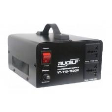 Преобразователь напряжения 220В в 110В Rucelf VT110-1500w