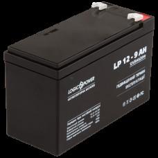 Аккумуляторная батарея LogicPower AGM LP 12-9.0AH SILVER