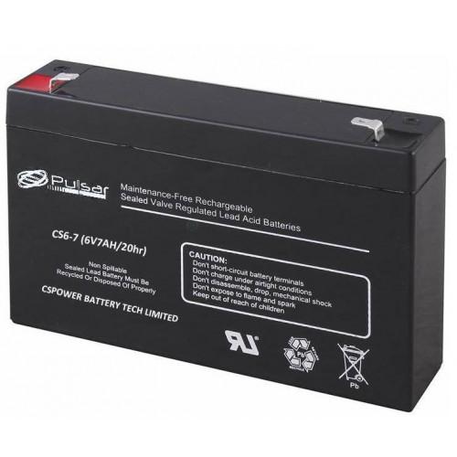 Аккумулятор PULSAR CS6-7