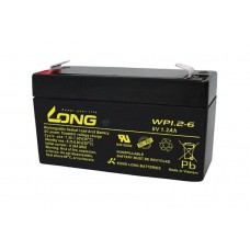 Аккумуляторная батарея Kung Long WP 1.2-6