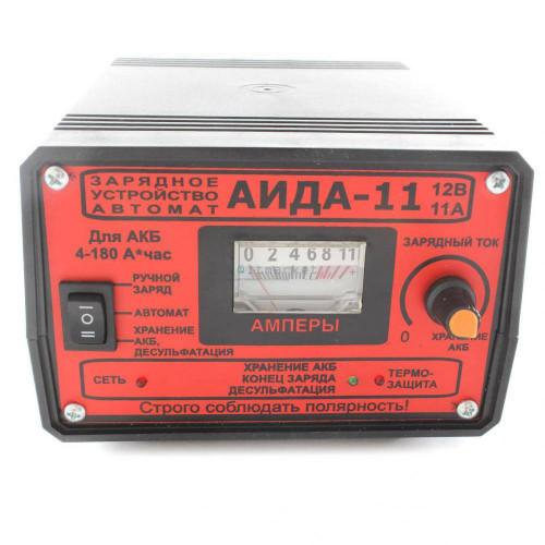 Зарядное устройство Аида ЗУ-11 гель/кислотный