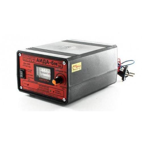 Зарядное устройство Аида ЗУ-6 гель/кислотный