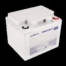 Аккумуляторная батарея LogicPower AGM LP-MG 12-40 AH SILVER