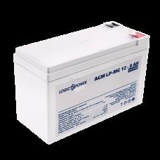 Аккумуляторная батарея LogicPower AGM LP-MG 12-9 AH SILVER