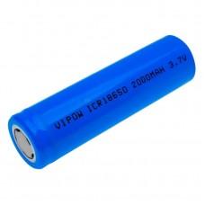 Аккумуляторная батарея LogicPower Li-ion 18650 3.7V 2000mAh
