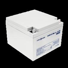 Мультигелевые аккумуляторные батареи LOGICPOWER LPM-MG 12V 26AH