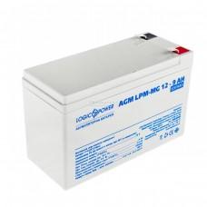 Мультигелевые аккумуляторные батареи LOGICPOWER LPM-MG 12V 9AH