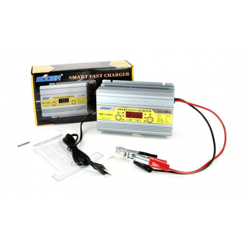 Зарядное устройство Suoer MH-1230A
