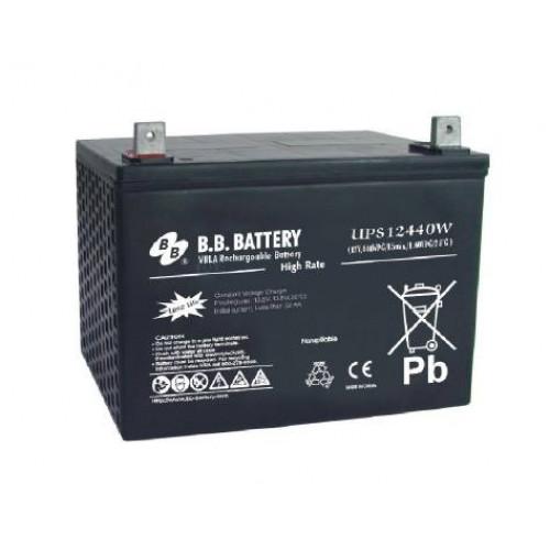 Аккумуляторная батарея B.B. Battery MPL110-12/B6