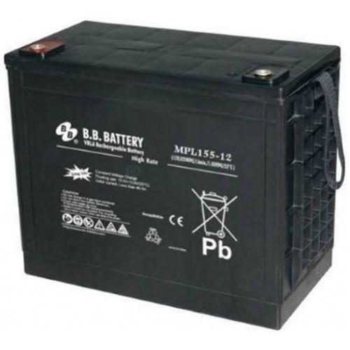 Аккумуляторная батарея B.B. Battery MPL155-12/L3