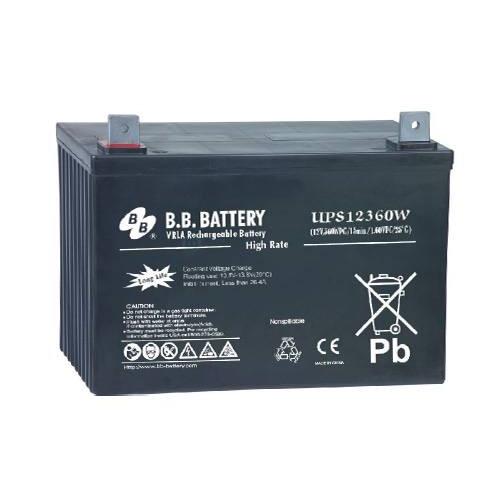 Аккумуляторная батарея B.B. Battery MPL90-12/B6