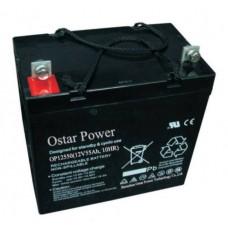 Аккумуляторная батарея OSTAR OP12550
