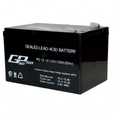 Аккумуляторная батарея Great Power PG 12-12