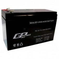 Аккумуляторная батарея Great Power PG 12-7,2
