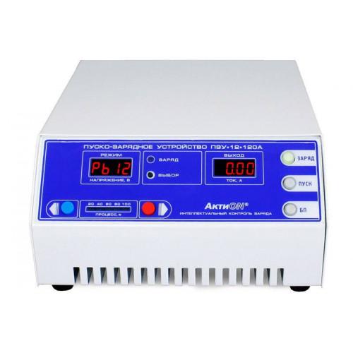 Пуско-зарядное устройство SinPro ПЗУ 12-120А АктиON