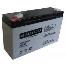 Аккумуляторная батарея Challenger AS 6-12