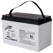 Аккумуляторная батарея RITAR DC12-100DEEP