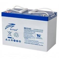 Аккумуляторная батарея RITAR DG12-65