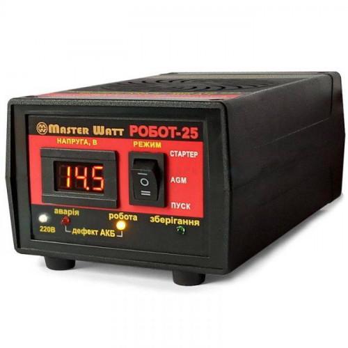 Зарядное устройство Master Watt РОБОТ-25