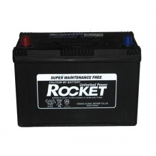 Автомобильные стартерные батареи Rocket 6СТ-95 SMF 115D31R L+