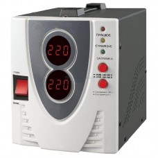 Стабилизатор напряжения GREENWAVE STAB-S-2000 gray