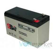 Аккумуляторные свинцово-кислотные батареи StraBat SB12-9