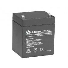 Аккумуляторная батарея B.B. Battery SH4.5-12