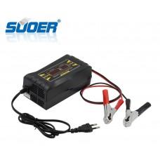 Зарядное устройство Suoer SON-1210D+