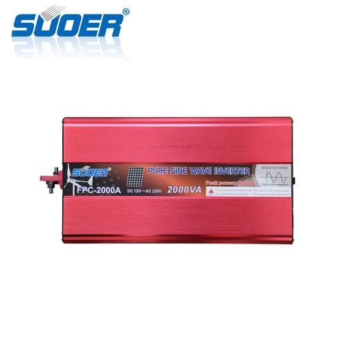 Инвертор Suoer FPC-2000A