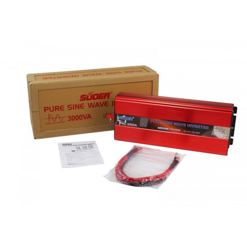 Инвертор Suoer FPC-3000A