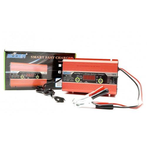 Зарядное устройство Suoer ML-20B LiFePO4