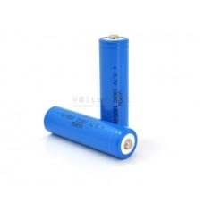 Аккумуляторная батарея Vipow ICR18650 TipTop 1800mAh 3.7V